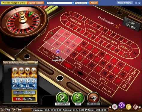 Casino online roleta 392695