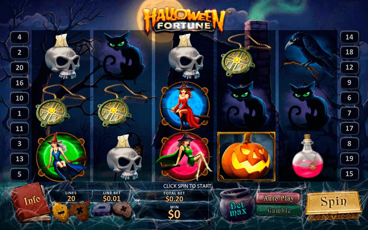 Jogar halloween online superstições 128007