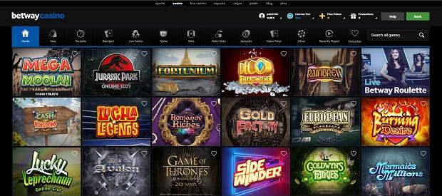 Casinos principal populares 569079