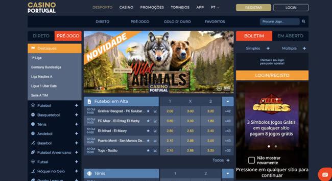 Casinos ainsworth Portugal bonus 676273