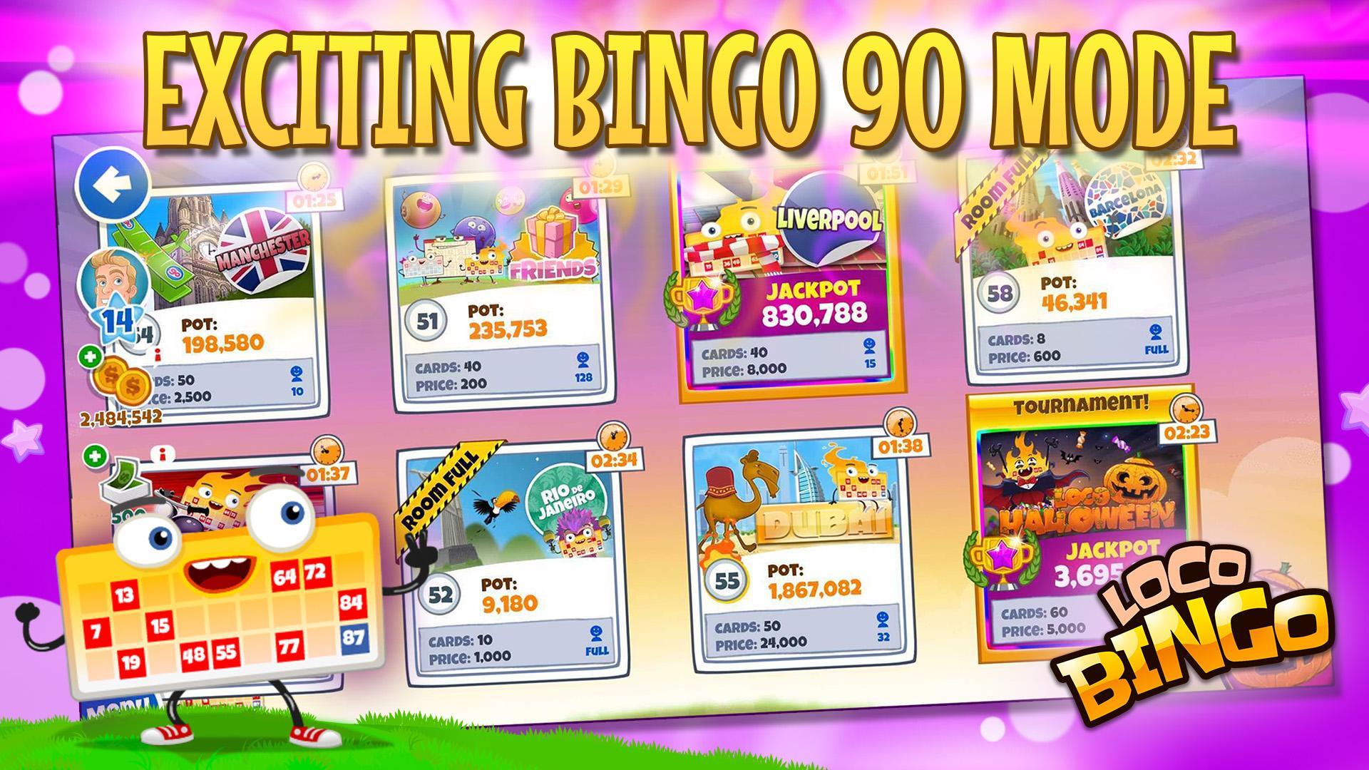 Bingo Brazil jogos 260781