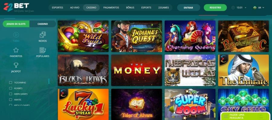 22bet é confiavel casinos 653436