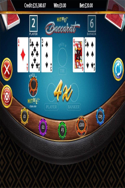 Casino famosos baccarat online 660441
