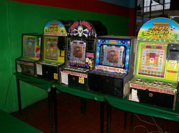 Bingo caça niquel máquina 612920