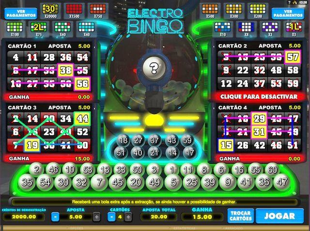 Bingo eletronico online 111602