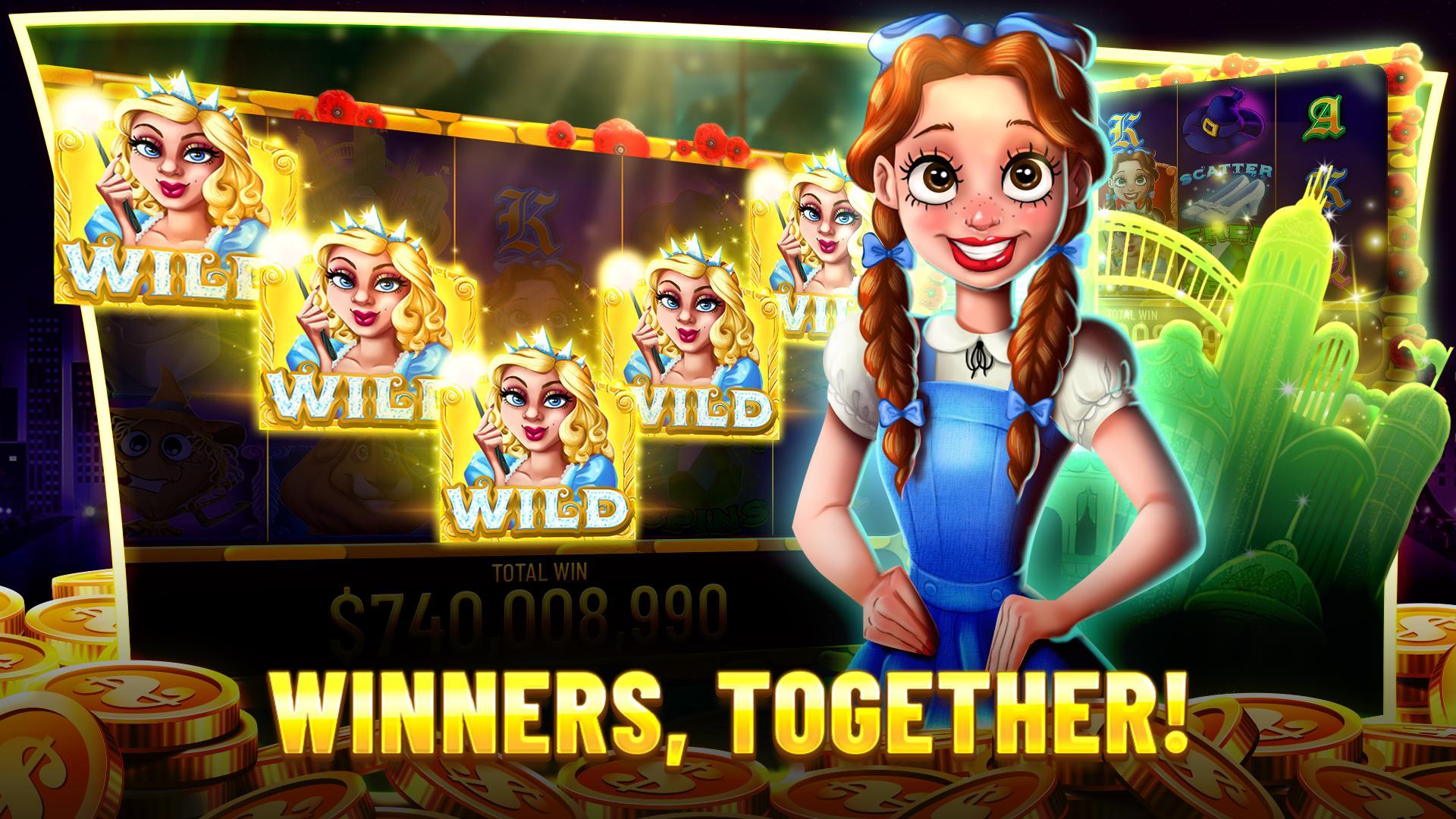 Slot machine free casinos 647161