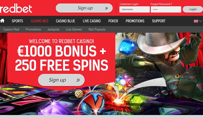 Redbet sports casino 472567