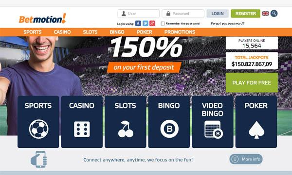 Melhor casino cadastro betmotion 325288