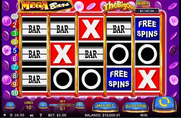 Buffalo vídeo bingo 260388