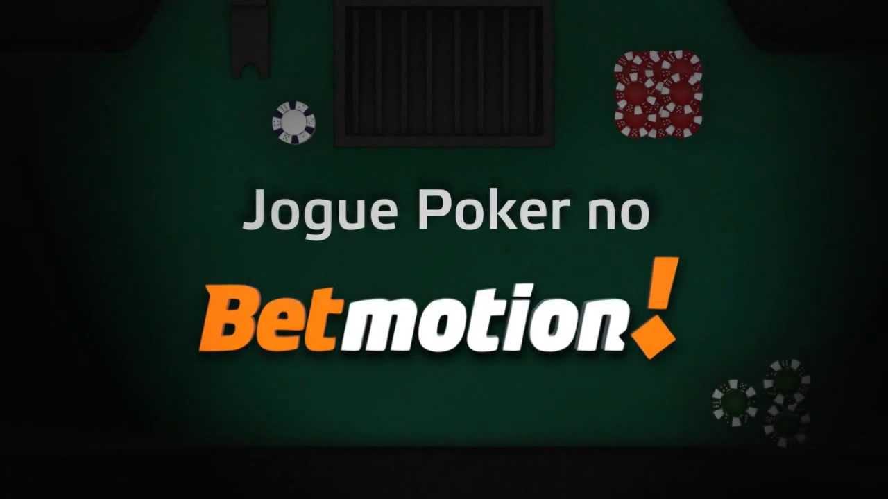 Betmotion poker brasileirao 167912