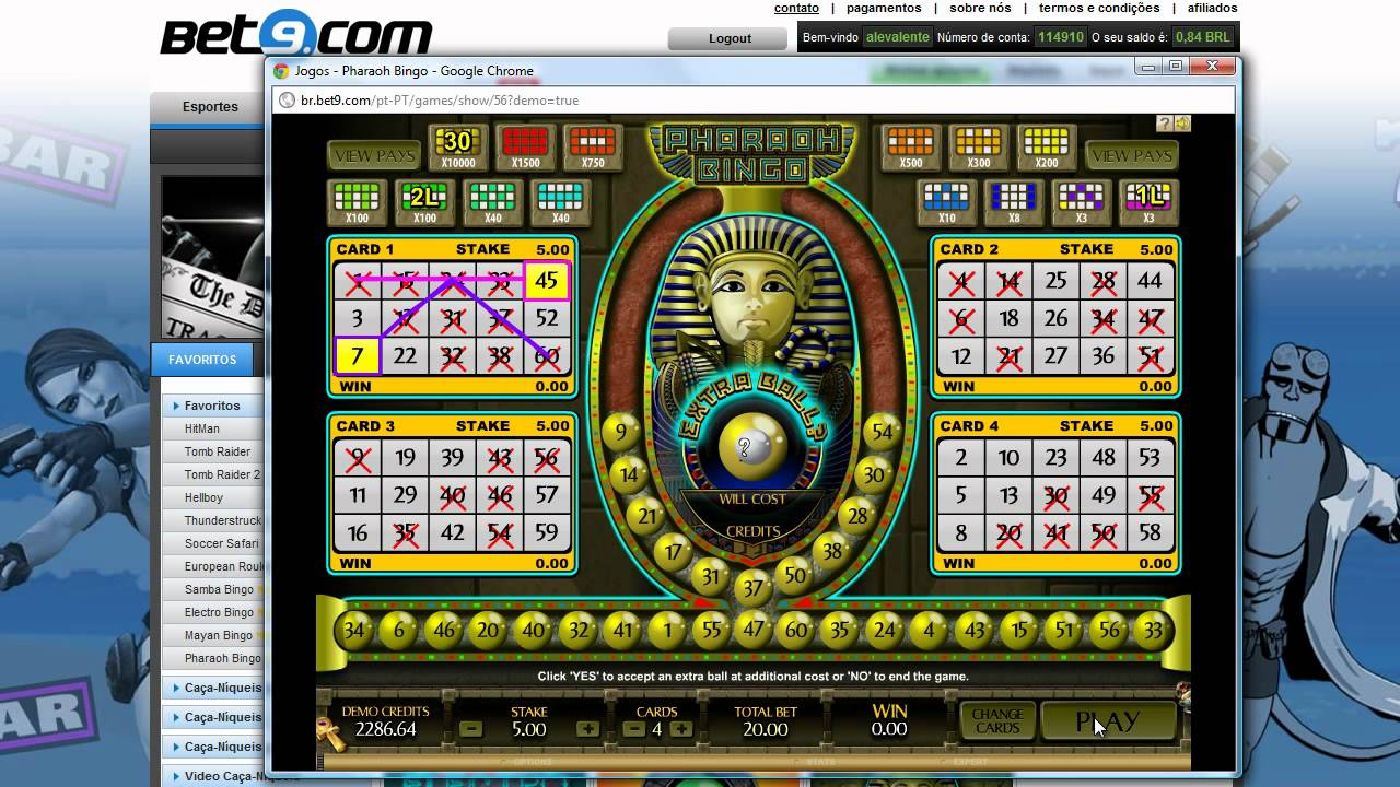 Jogar faraó online rambo 680452