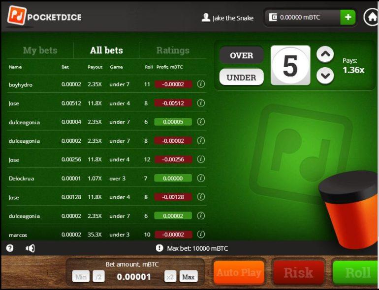 Pocket dice app 557651