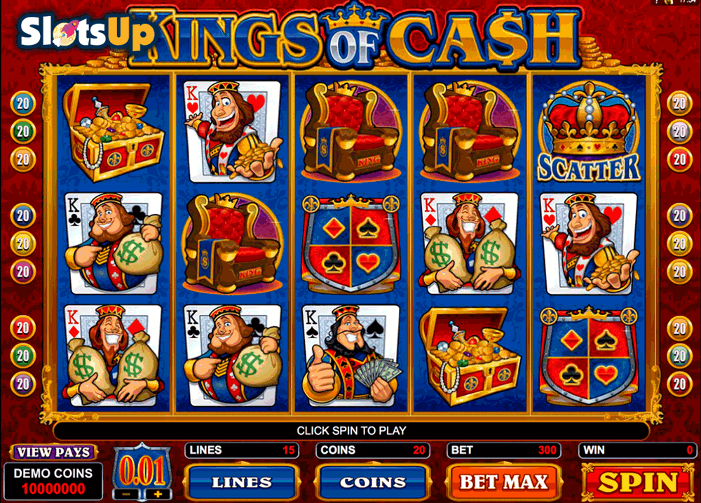 Slot machine 611284
