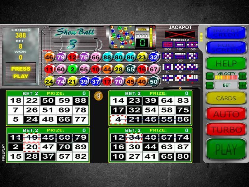 21 poker bingo da 556911
