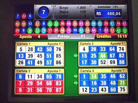 Bingo caça niquel nine 257373