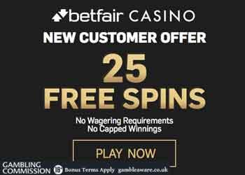 Free spins betfair 695931