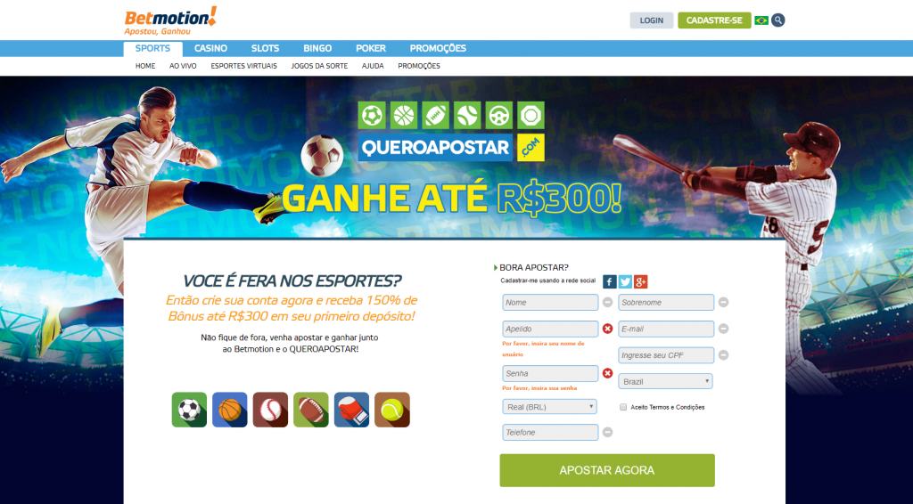 Betmotion 20 online casino 218909