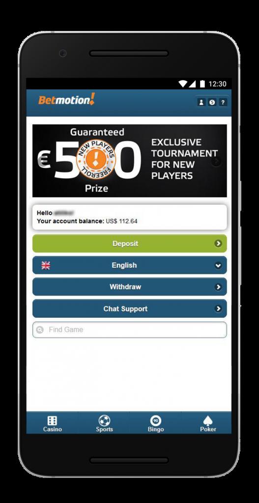Betmotion website live gambling 263611