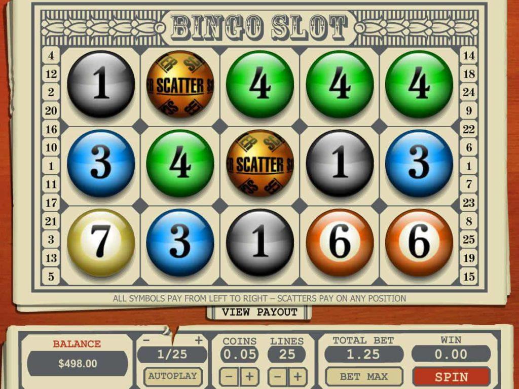 Bingo caça niquel jogos 448595