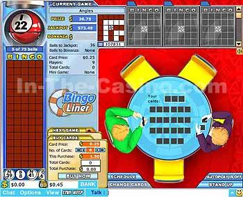 Bingo online 126574