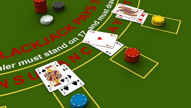 Blackjack americano 204566