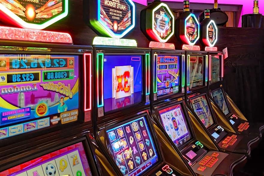 Máquinas caça níqueis casinos 580716