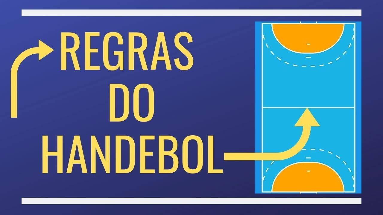 Regras do handebol Palmeiras 655639