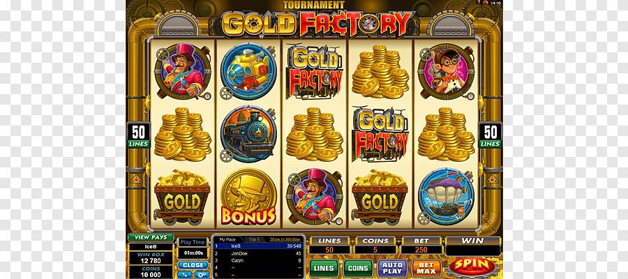 Slot machine 495754
