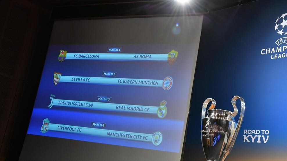 Champions league sorteio aplicativo 667367