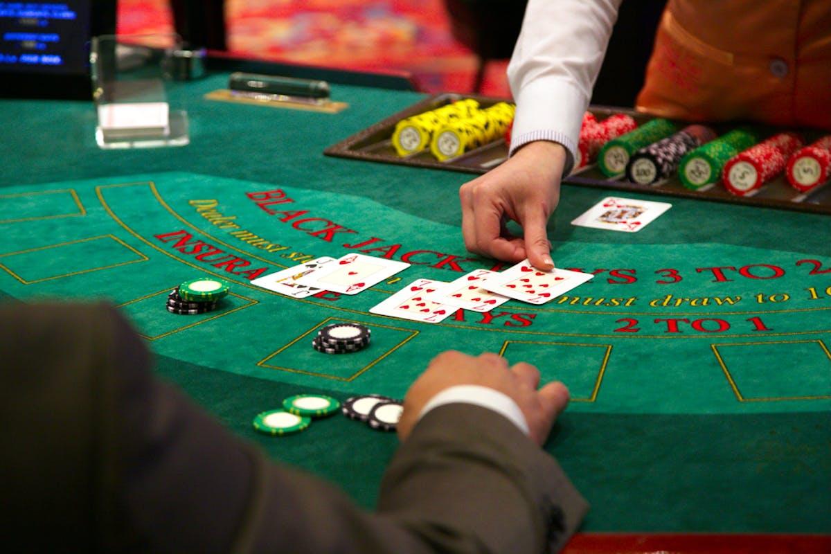 Contagem de cartas blackjack 687622