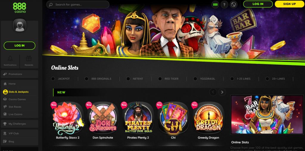 Rivalo website 888 games 458846