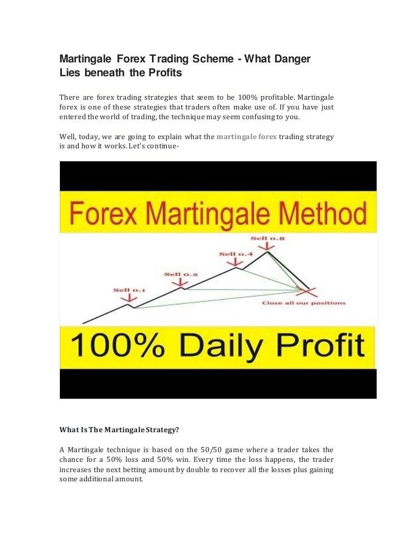 Martingale trading 541506
