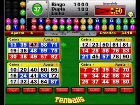 Video bingo 461954