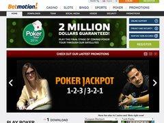 Freeroll milhão betmotion 141708