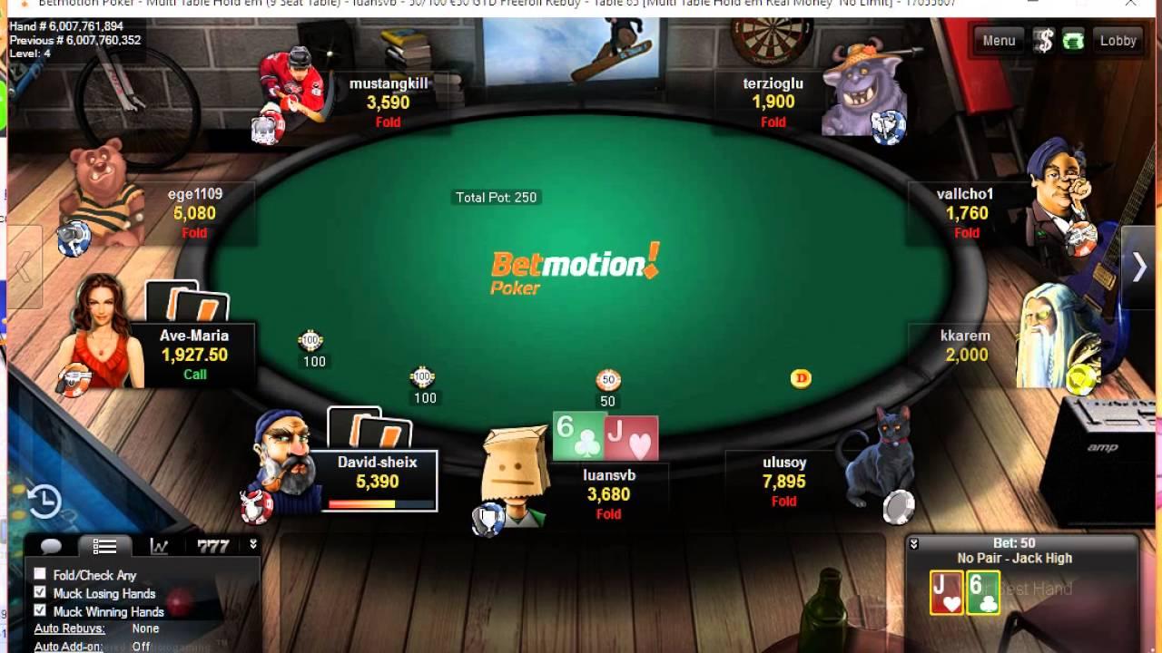 Freeroll milhão casino betmotion 665561