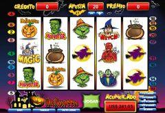 Halloween caça níquel chat 131722