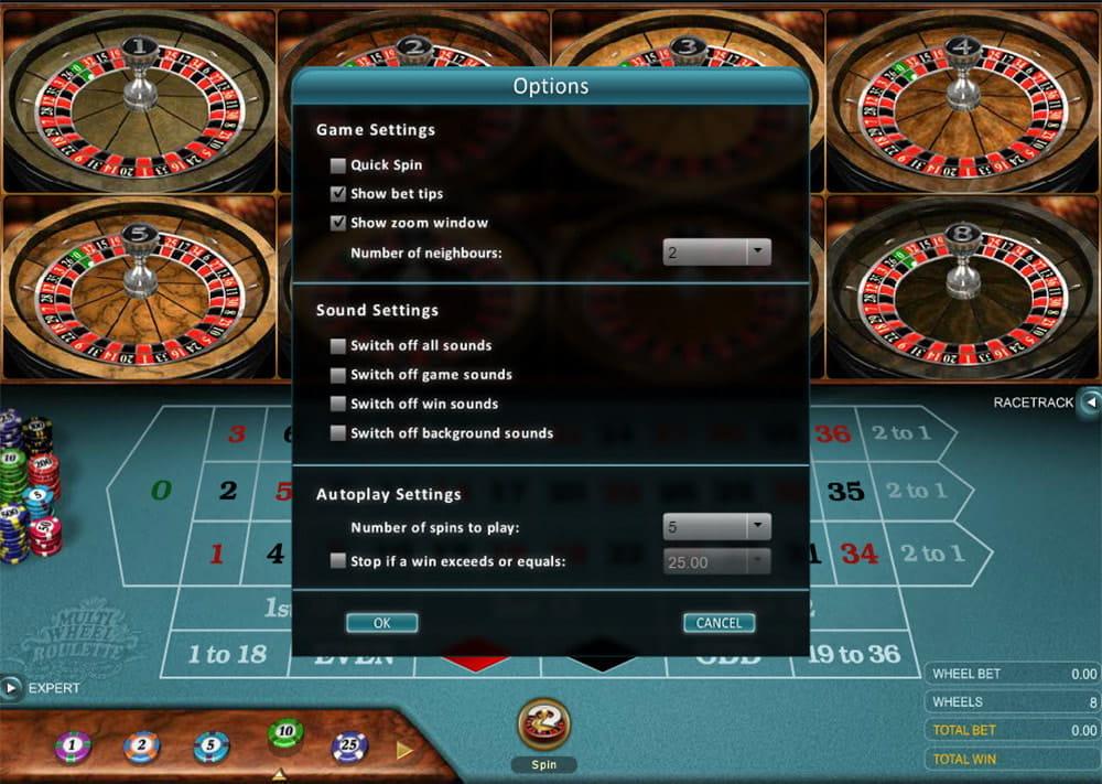 Multiwheel roulette como 534160