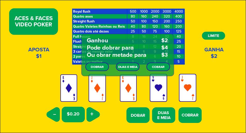 Poker online Brasil vídeo 315663