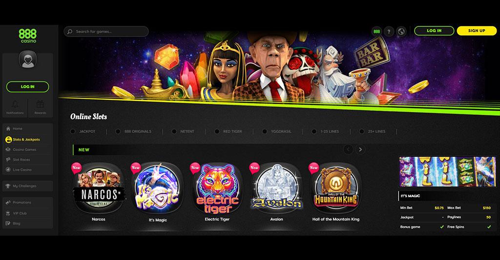 Poker star 888 casino 120516