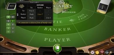 Pro baccarat significado casino 545300