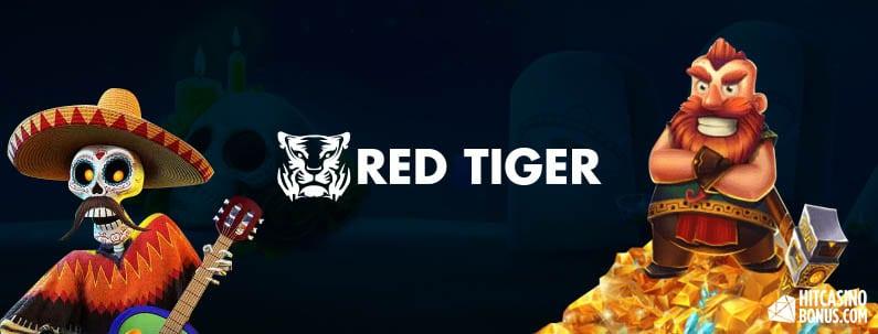 Red tiger 117326