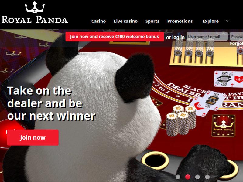 Royal Panda 623365