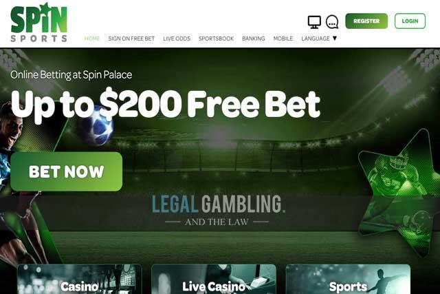 Spin palace sports comunidade 674154