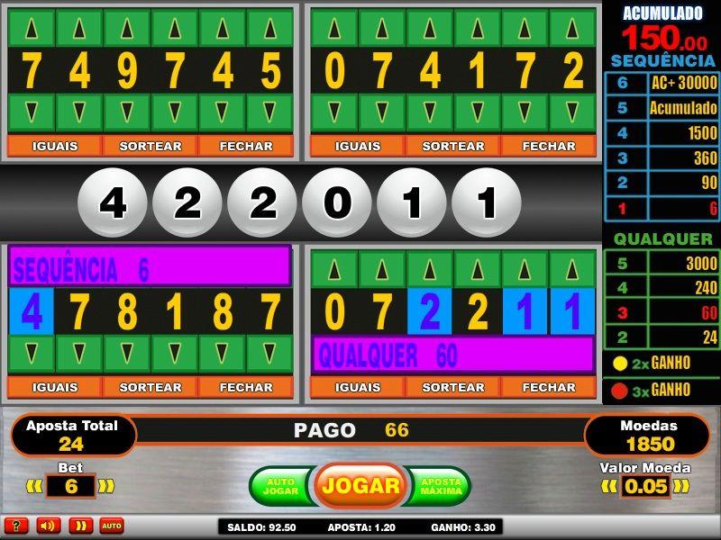 Video bingo champion 206071