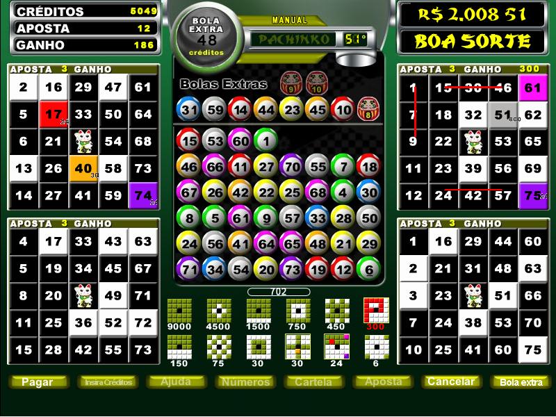 Video bingo playbonds jogo 122998