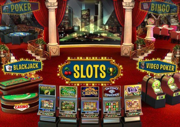 Video poker slots cassinos 319044